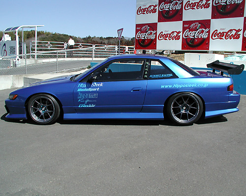Hippo Sleek S13 Side Skirts