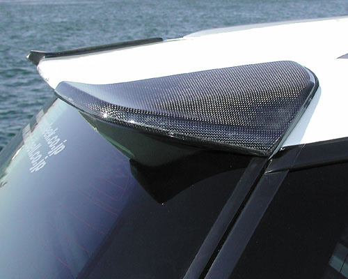 Hippo Sleek Subaru Bp5 Legacy Carbon Roof Spoiler