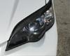 Image of Hippo Sleek Subaru BP5 Legacy Carbon Eyebrows