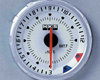 Image of HKS Chrono DB Exhaust Temp Meter 60mm Electronic White