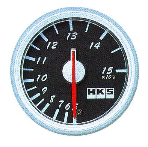 HKS DB Temperature Meter 60mm Mechanical Black - 44004-AK004