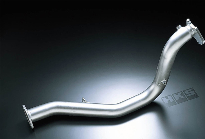 HKS Downpipe 65mm Mitsubishi EVO Turbo 03-04 - 3306-SM002