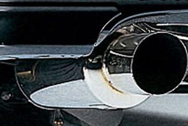 HKS Drager II Axle Back Exhaust Lexus IS300 01-03 - 3302-EX077