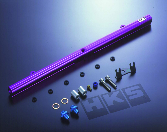 HKS Fuel Rail Upgrade Kit Mitsubishi EVO 03-05 - 14007-AM003