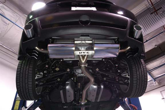 Hks Legamax Catback Exhaust Mazda Rx8 0406 32018az002: Rx8 Full Exhaust System At Woreks.co