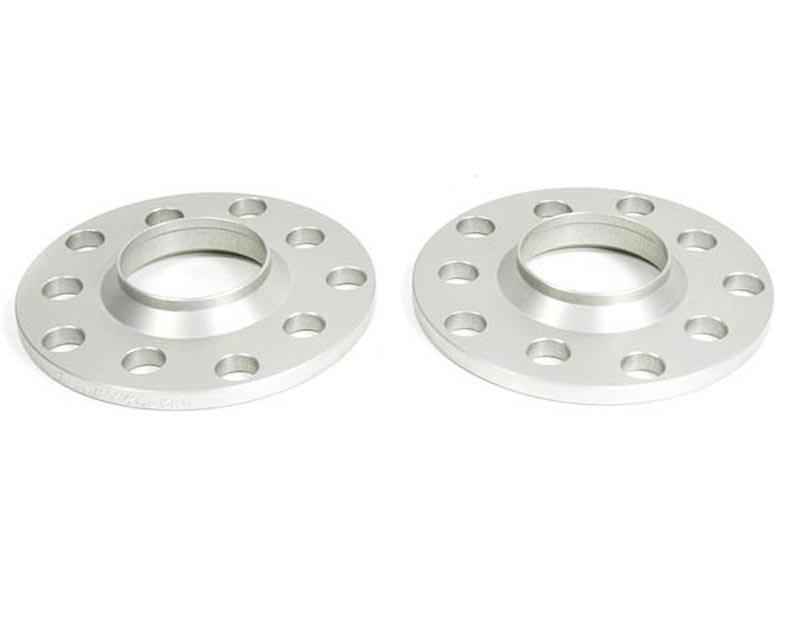 H&R Trak DR Series 5mm Wheels Spacer Pair Audi A4 Avant Quattro AWD 98-01 - 1055571
