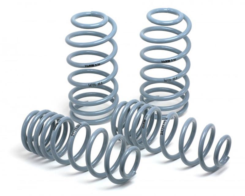 H&R Sport Springs BMW E65 7 Series w/Self Leveling EDC 02-08 - 29331-2