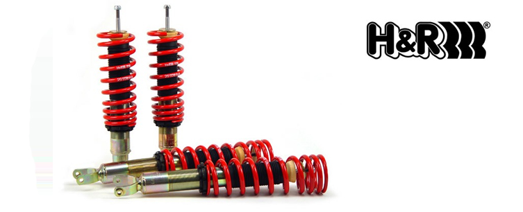 H&R Coilovers