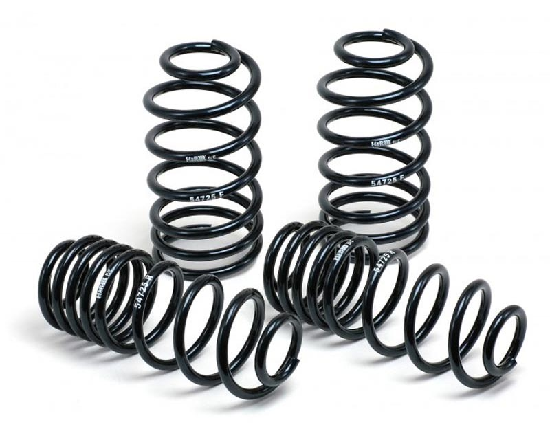 H&R Sport Springs BMW X5 M M7X with Self Leveling 10-11 - 50435-4