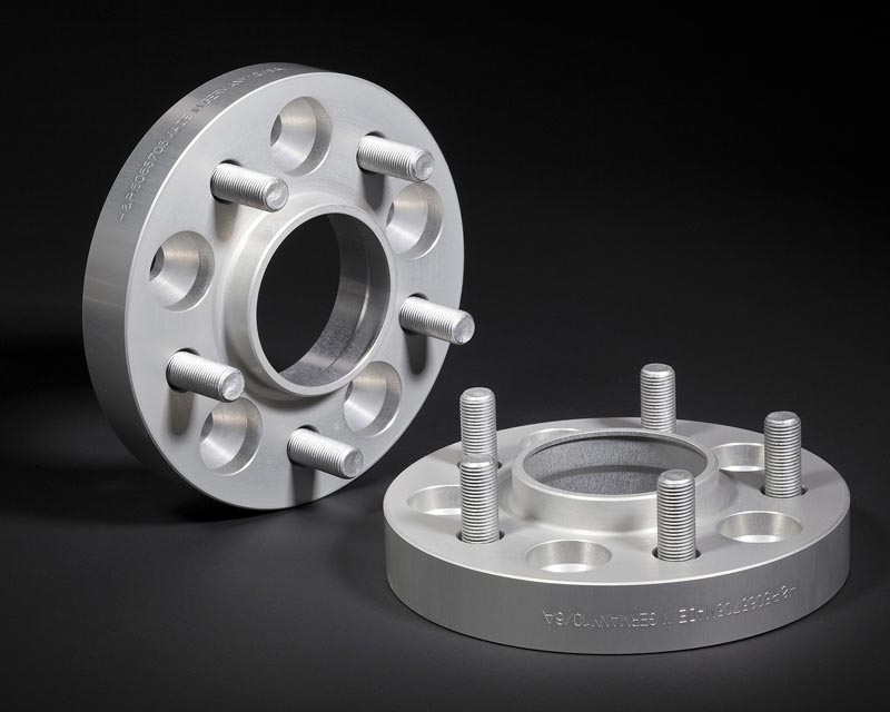 H&R Trak+ | 5/130 | 71.6 | Bolt | 14x1.5 | 7mm DR Wheel Spacer Black Porsche 997 Carrera Coupe | Cabrio 05-11 - 14957161SW