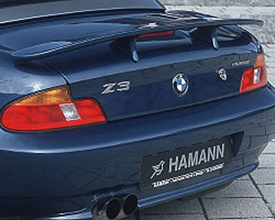 Hamann Rear Spoiler BMW Z3 99-02