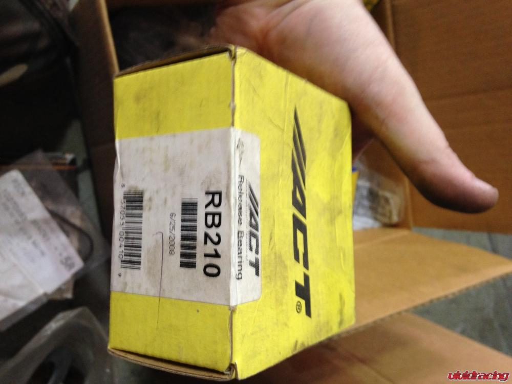 Image of ACT RB210 Throw Out Bearing