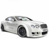 Hamann Imperator Wide Body Kit w 21 Edition Race Anodized Wheels Bentley Continental GT 03-10