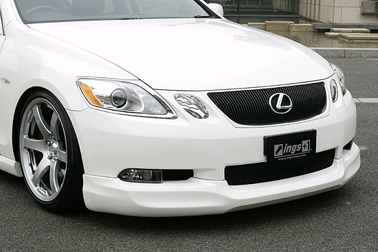 INGS LX Sport 3pc Body Kits Hybird Lexus GS350 06-09 - 00239-01801