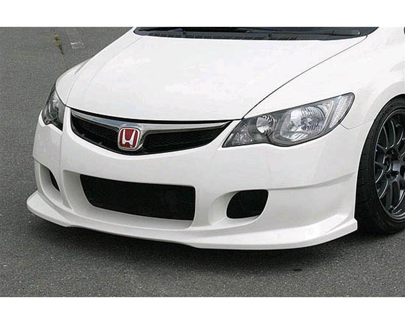INGS N-Spec 3 pc Body Kit FRP Honda Civic Type-R JDM 08-11 - 00149-01802