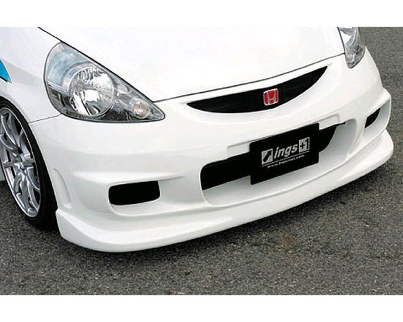 INGS N-Spec 3 pc Body Kit Hybrid Honda Fit JDM 6/01-9/07 - 00120-01801