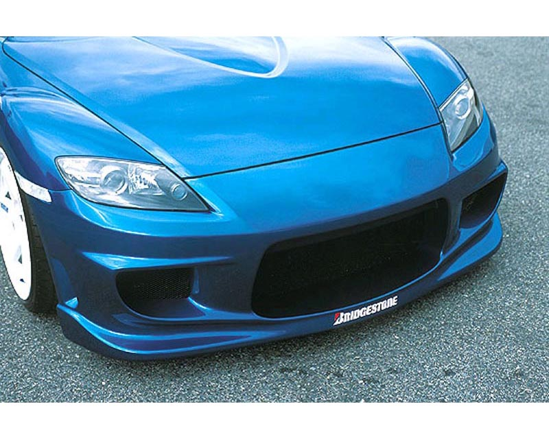 INGS N-Spec 3 pc Body Kit FRP Mazda RX-8 SE3P 03-11 - 00111-01802