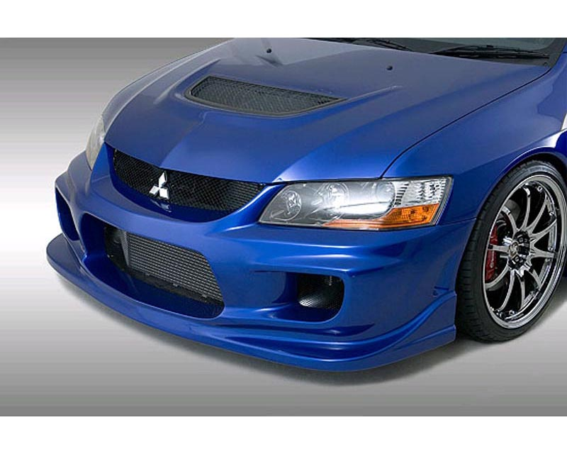INGS N-Spec 3 pc Body Kit Hybrid Mitsubishi EVO VIII IX 03-07 - 00131-01801