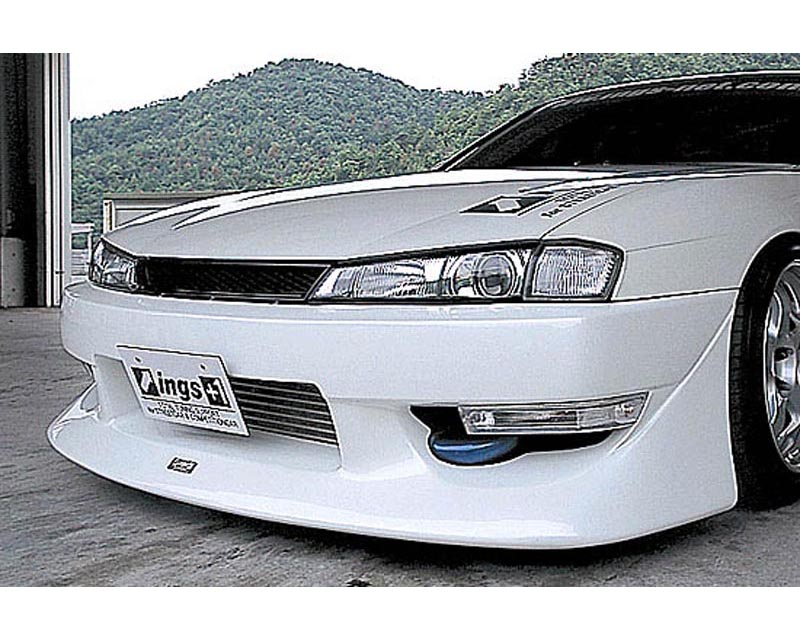 INGS D-Spec 3 pc Body Kit Hybrid Nissan 240SX JDM 97-98 - 00406-01801