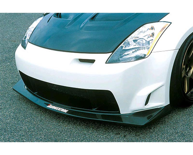 INGS N-Spec 3 pc Body Kit Hybrid Nissan 350Z 03-09 - 00101-01801