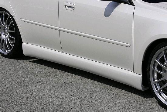 INGS LX Sport Side Skirts Hybird Subaru Legacy 04-09 - 00218-00201
