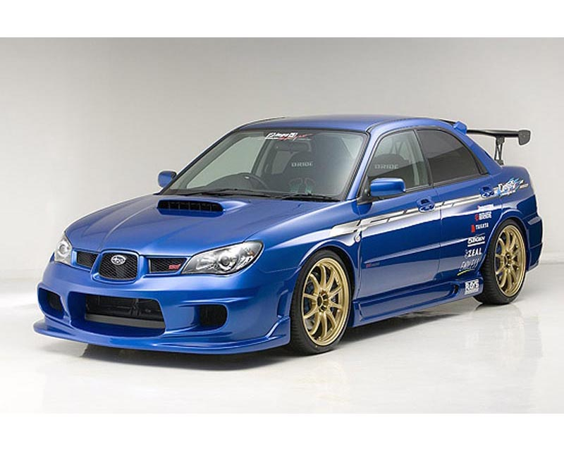 INGS N-Spec 3 pc Body Kit FRP Subaru WRX STI 05-07 - 00134-01802