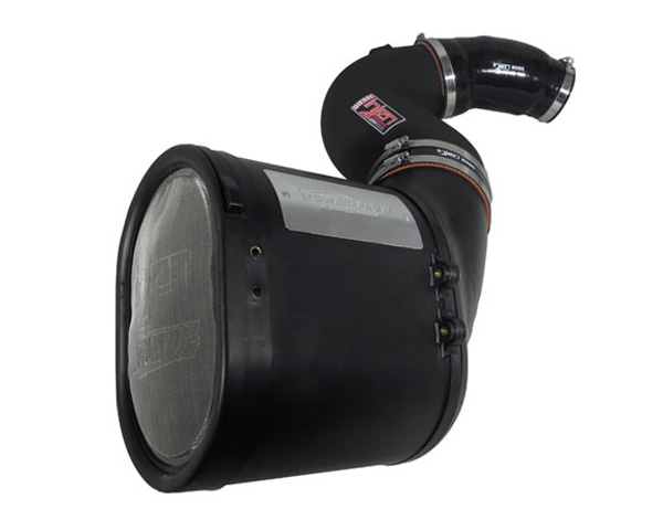 Injen Power Flow Air Intake System Wrinkle Black Chevrolet Silverado HD Duramax 6.6L 04-05