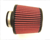 Injen High Performance Air Filter 2.75in Black Filter 5in Base