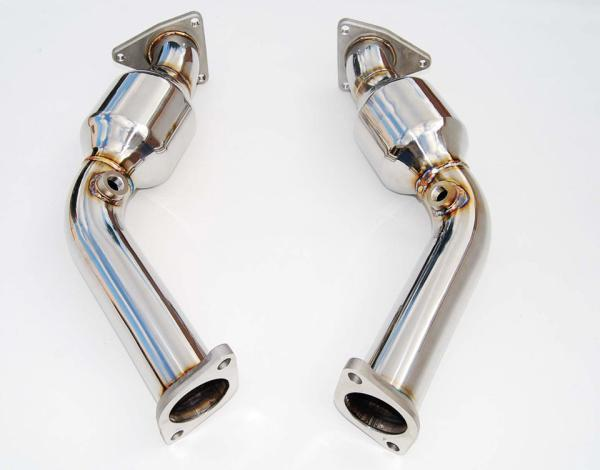 Invidia High Flow Catalytic Converter Nissan 370Z 09-12