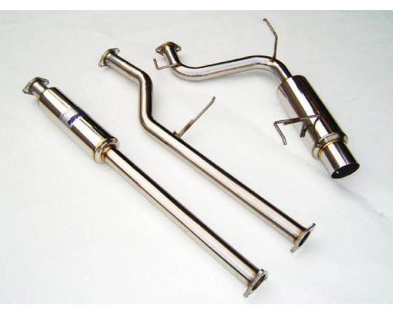 Invidia N1 Catback Exhaust Honda Accord I4 98-01 - HS98HA4GTP