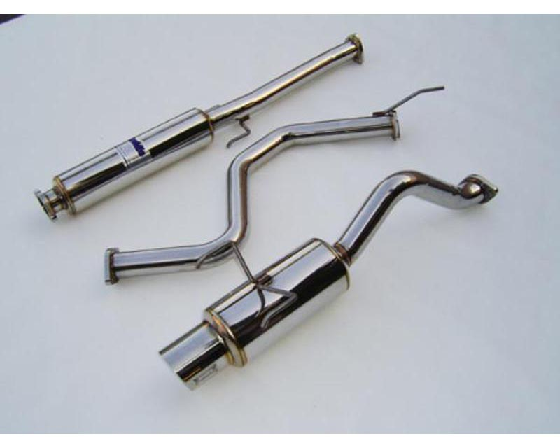 Invidia N1 Catback Exhaust Honda Civic EG6 Hatchback 92-95