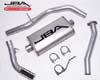 Image of JBA Aluminum Exhaust Chevy Silverado 4.3 4.8 5.3L EC LB 02-05