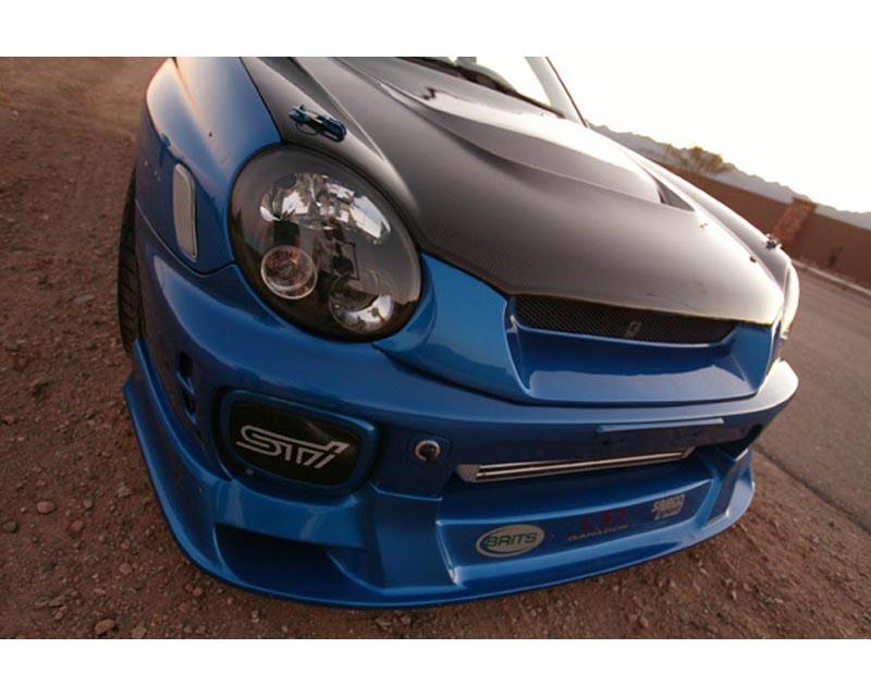 JDM Subaru WRX Non HID Headlights 02-03