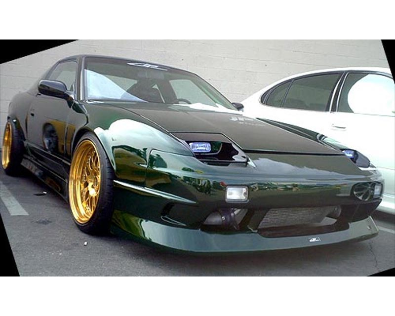 JP Complete Type 1 Body Kit Nissan 180SX S13 89-94 - JP 180 TYPE-1