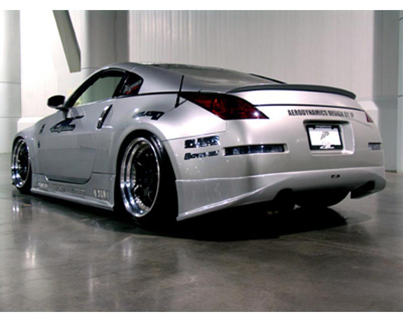 JP Type N Rear Under Spoiler Nissan 350Z 03-08