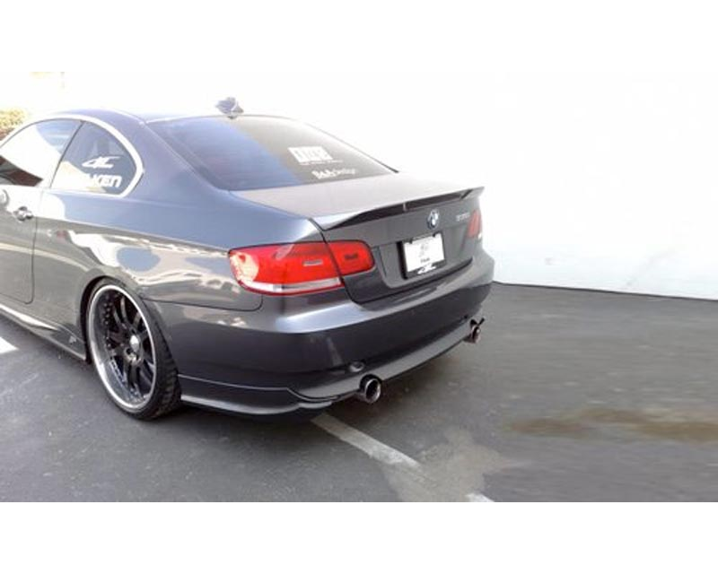 JP Rear Under Spoilers BMW E92 07-11 - JP E92 RUS
