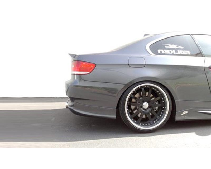 JP Rear Trunk Spoiler BMW E92 07-11 - JP E92 RS
