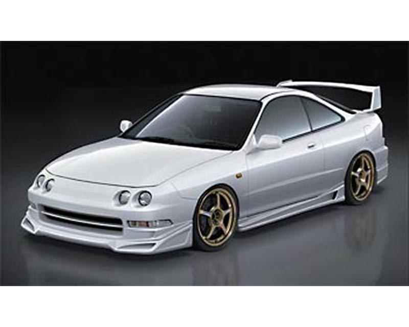 JP Complete Body Kit Acura Integra - Body kits for acura integra