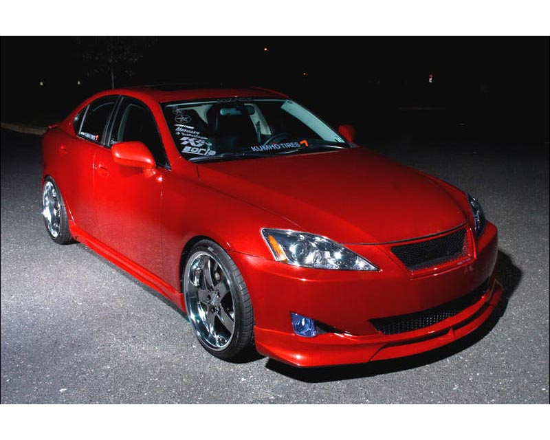 JP Front Under Spoiler Lexus IS350 & IS250 07-12 - JP GSE FUS