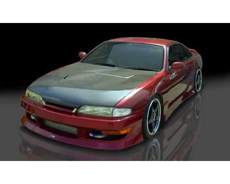 JP Complete Type 1 Body Kit Nissan 240SX S14 95-96 - JP S14 TYPE-1