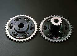 JUN Cam Sprockets Nissan 180SX CA18DET