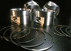 JUN Super Piston Kit Subaru STI JDM EJ20K