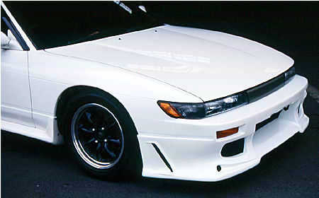 JUN Front Bumper Nissan 240SX S13 - 8002W-N001