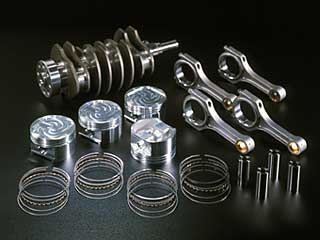 JUN Stroker Kit 2.2L Subaru WRX EJ20