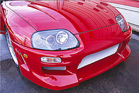 JUN Front Bumper Toyota Supra JZA80 (late model)