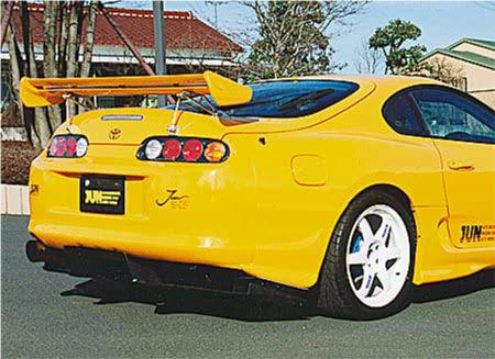 JUN Rear Spoiler GT-Wing Toyota Supra JAZ80 - 8004M-T001