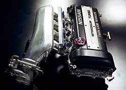 JUN Surge Tank Nissan Skyline GTR RB26DETT