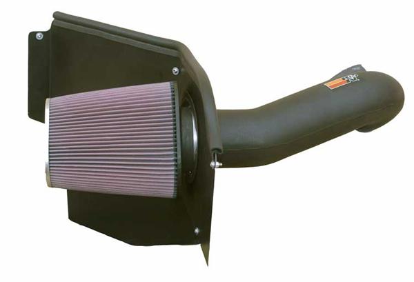K&N 57 Series FIPK Performance Intake Kit Dodge Ram SRT-10 8.3L V10 04-06