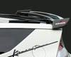 Image of Kansai Carbon Fiber Rear Rear Wing Honda CR-Z 11-12
