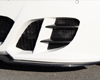Image of Kerscher Carbon Styling Fin Kit for KM2 Bumper BMW E82-E88 128 135 08-11